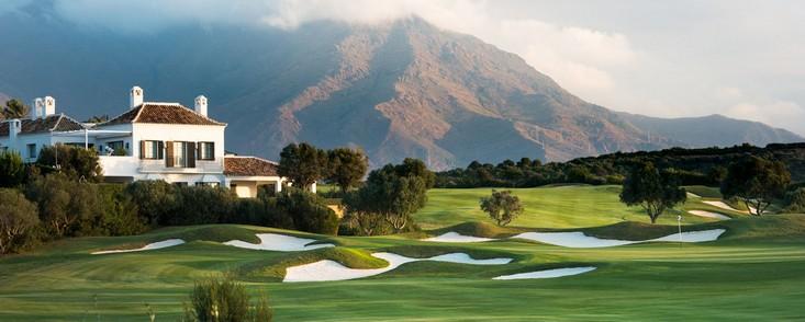 Cinco campos de golf para disfrutar en la Costa del Sol