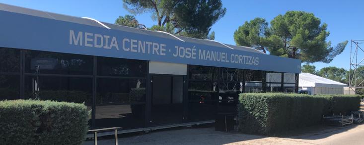 MTP homenajea a José Manuel Cortizas 'Corti' con un gran detalle
