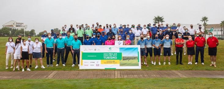 El RCG Valderrama gana en Alcaidesa Golf con Marta Figueras Dotti como testigo