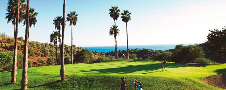 Una variada oferta de posibilidades para jugar en la Costa del Sol