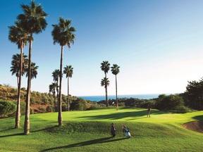 La Costa del Sol fomenta la práctica del golf estas Navidades