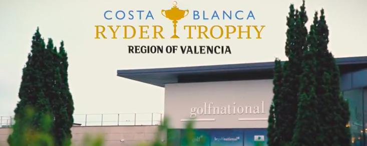 Éxito de la Costa Blanca Ryder Trophy