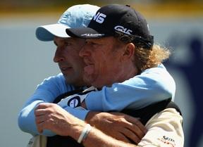 Jiménez y Olazábal (-7) siguen sin opciones de victoria