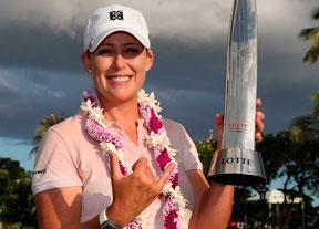 Cristie Kerr conquista su décimo novena victoria en la LPGA con récord incluido