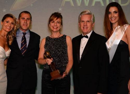 Las Colinas Golf & Country Club elegido mejor campo de golf de España