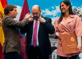 Constantino Mediavilla ya es Cronista de la Villa de Madrid