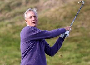 Adiós a Johan Cruyff, un enorme futbolista y a un gran aficionado al golf