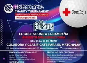 AbelitoSP derrota 2 Up a Javi Colomo en la gran final del torneo solidario virtual