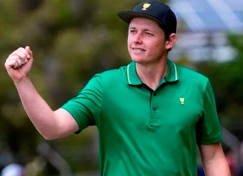 Poco movimiento en el Ránking Mundial de Golf