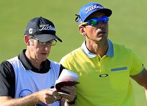 Rafa Cabrera Bello sube muchos puestos en todas las clasificaciones del golf mundial