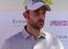 """Emilio Cuartero: """"Quería jugar la última vuelta y saber si podría disfrutar en el campo de golf"""""""
