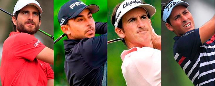 Cuatro españoles juegan esta semana en el paraíso de Mauricio