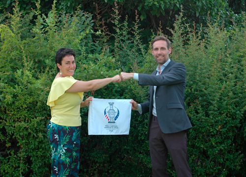 La Solheim Cup 2023 da la bienvenida a Cube Partnership