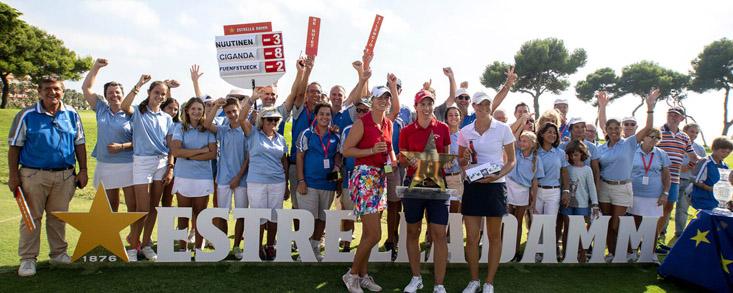 Excelente noticia: ¡Vuelve el Estrella Damm Ladies Open!