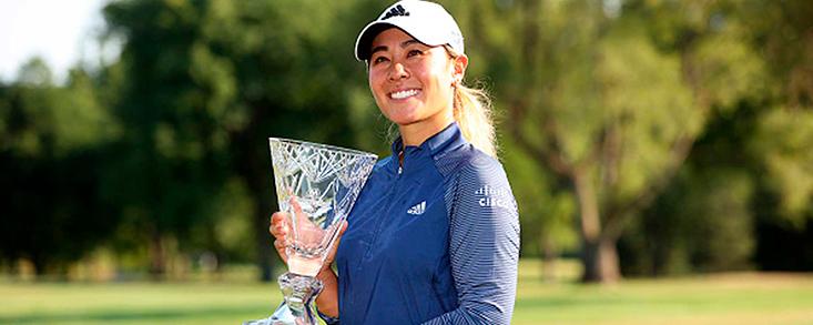 Danielle Kang gana el Marathon LPGA Classic, su segundo título en dos semanas