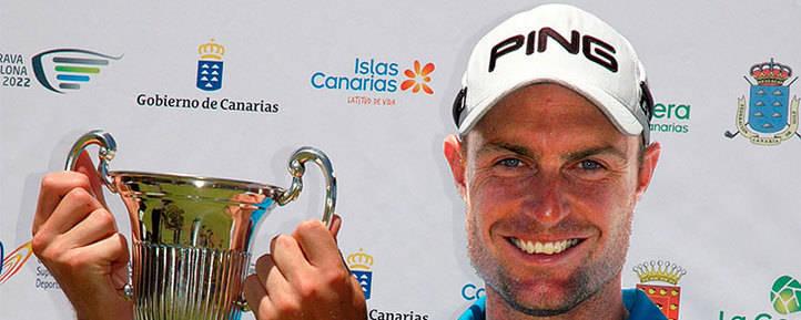 Rhys Davies reconquista el Challenge de España