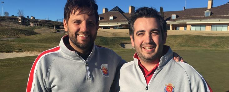 Juan Antonio Fernández y David Gómez: 'Es poco tiempo pero será un gran Open de España'