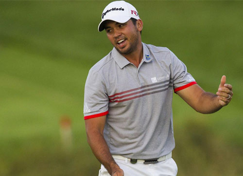 Jason Day sigue con paso firme