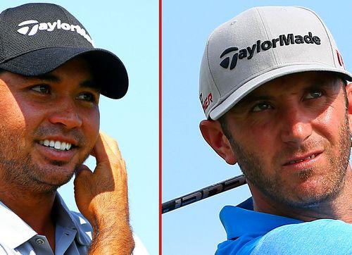 Day y Johnson ampl�an su contrato con TaylorMade Golf