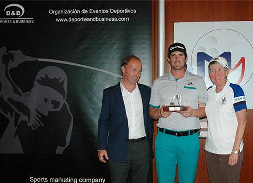 Nacho Elvira vence en Golf Santander