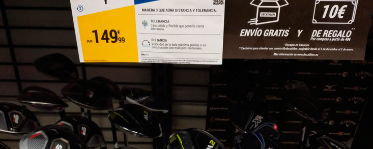 Disfruta del Black Friday en Decathlon