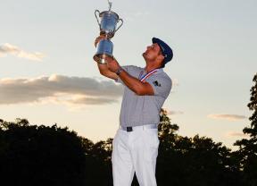 DeChambeau se hizo 'Grande' y ganó el U.S. Open, el segundo Major tras el confinamiento