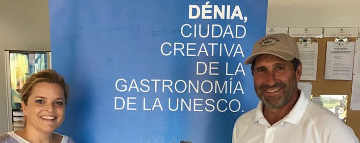 Chema Olázabal, presente en el Denia Ciudad Gastronómica Golf Tour 2017
