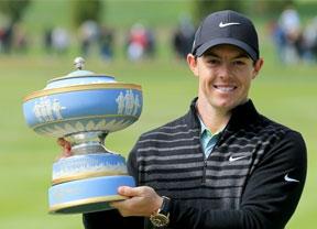 Todos quieren el título que Rory McIlroy consiguió hace un año