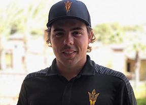 Alejandro del Rey vuelve a ganar en la Liga Universitaria de Estados Unidos
