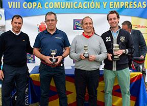 El golf, gran activo para el turismo y la salud, mensaje de la Copa Comunicación y Empresas