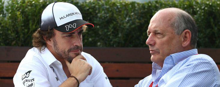 Alonso: 'Los F1 son ahora más lentos'