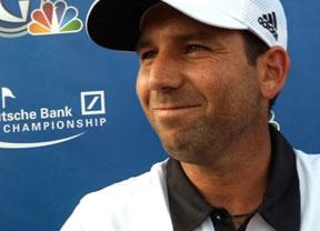 Sergio García entra en escena en los Play-Offs de la FedEx Cup