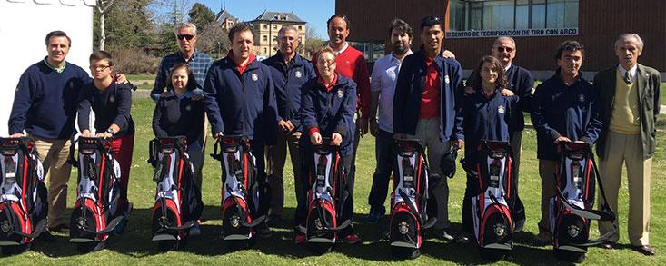El golf adaptado recibe un nuevo reconocimiento