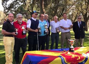 Antonio Llerena gana por tercera vez el Campeonato de España de Golf Adaptado