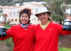Xonia Wunsch y María de Orueta, campeonas en La Manga