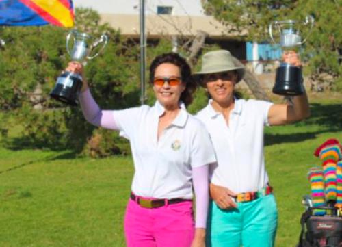 María de Orueta y Xonia Wünsch ganan cumpliendo con la tradición