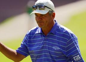 Jon Rahm directo al campo de prácticas tras su recorrido del sábado