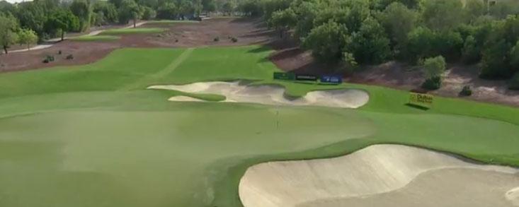 Una gran segunda jornada muy buena para el golf español