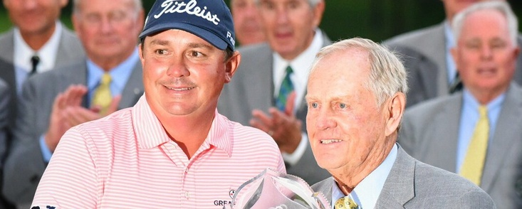 Jason Dufner vuelve a la senda de la victoria y consigue su quinto título en el PGA