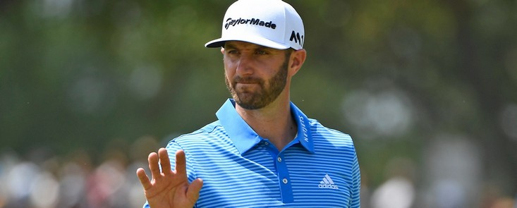 Dustin Johnson se engancha al torneo