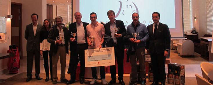 La Fundación Deporte & Desafío celebró su cita anual en Golf Santander
