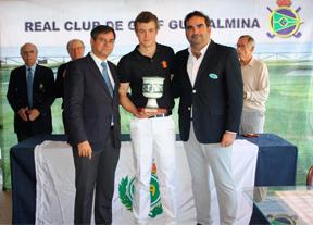 Eduard Rousaud y Ana Peláez consiguen el triunfo en la Copa Andalucía