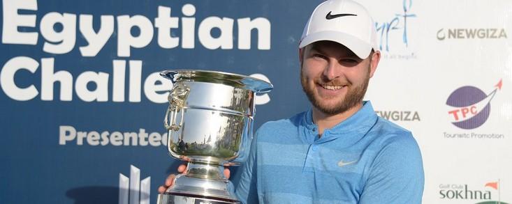 Primera victoria de Jordan Smith en el Challenge Tour
