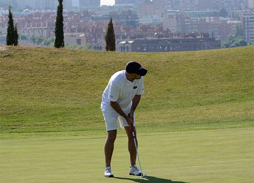 Se presenta la Executive Golf Cup
