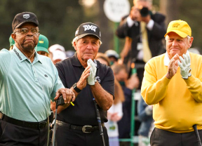 Elder, Player y Nicklaus dan luz verde al Masters