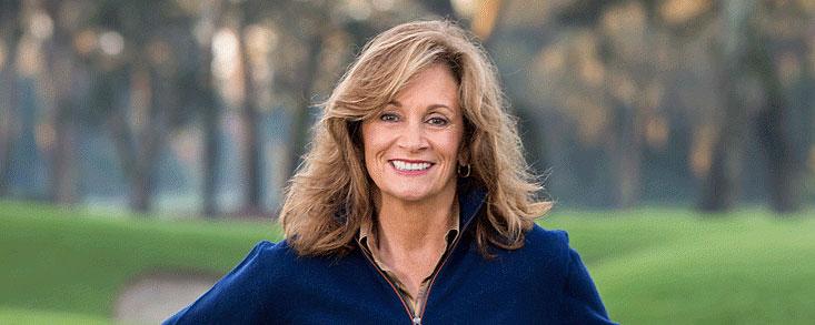 Una mujer al frente de la USGA en 2016