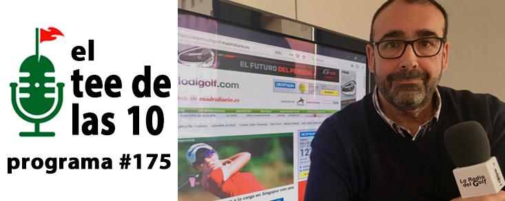 El fin de semana llena de ilusiones el golf español