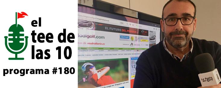 El golf adaptado ya piensa en el Europeo