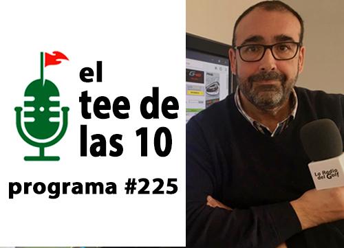 Diez nacionalidades en el Open de Madrid de golf adaptado