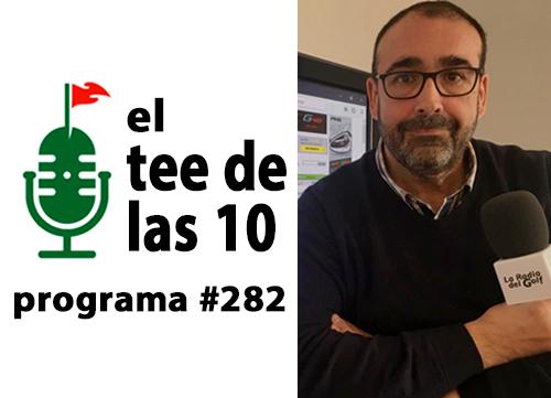 El Tee de las 10 celebra el Día Mundial de la Radio rodeado de amigos